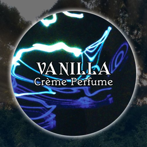 Vanilla 15mL Glass Jar