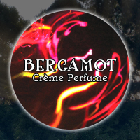Bergamot 15mL Glass Jar