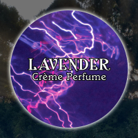 Lavender 15mL Glass Jar