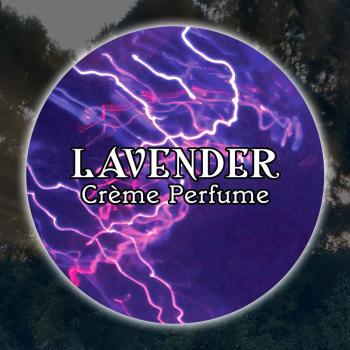 Lavender 15mL Glass Jar