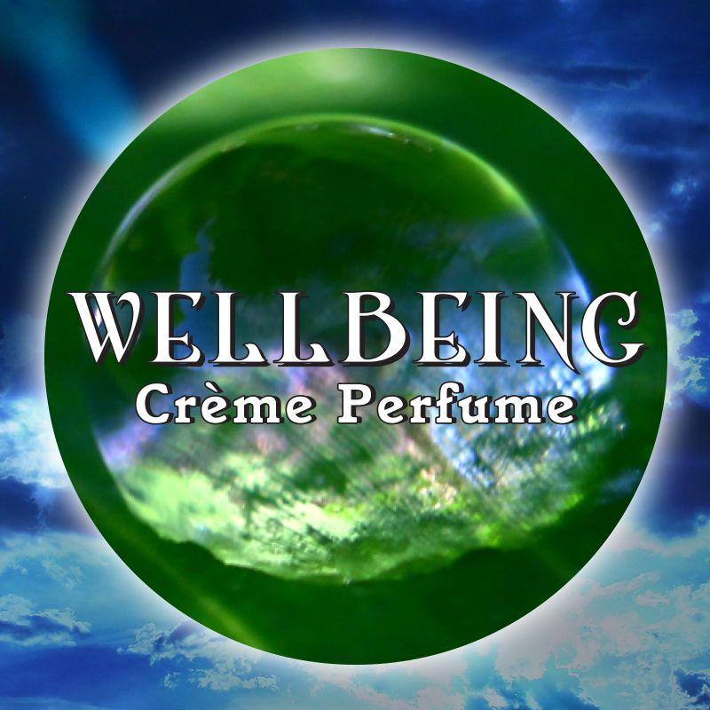 'Wellbeing' Blend 15mL Glass Jar