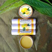 Lip Balm: Herb & Citrus