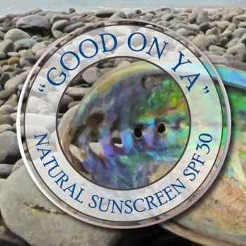 Good On Ya, Natural Sunscreen SPF30