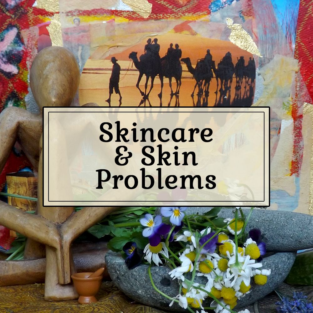 Skincare and Skin Problems
