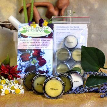 Problem Skin Test Kit: 5x10mL Plastic Pots