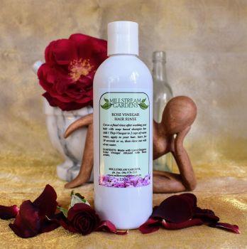 Vinegar Hair Rinse: Rose - 250mL Bottle
