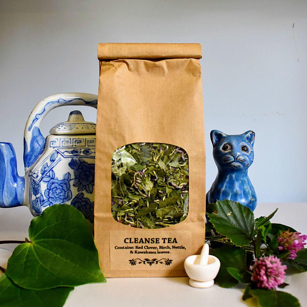 Herbal Tea, Cleanse Tea