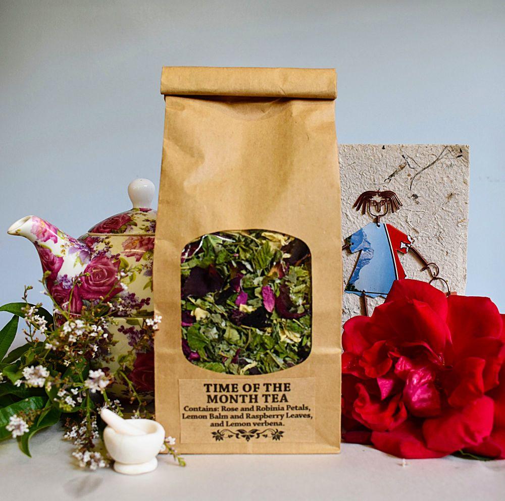 Herbal Tea, Time Of The Month Tea
