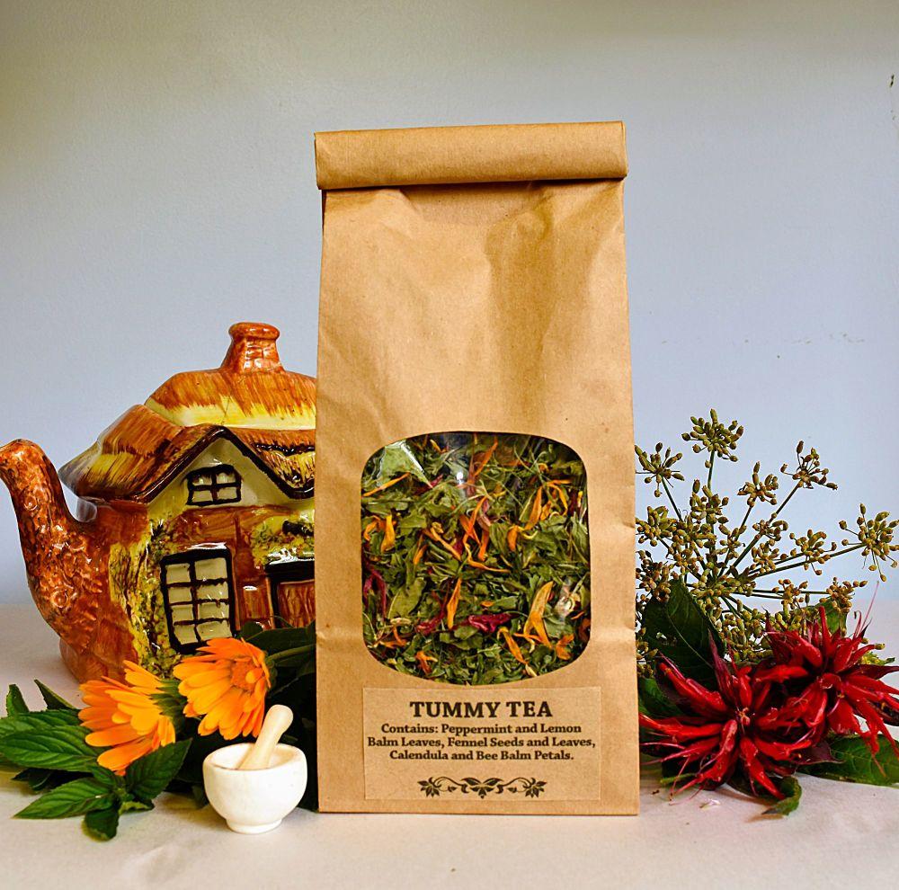 Herbal Tea, Tummy Tea