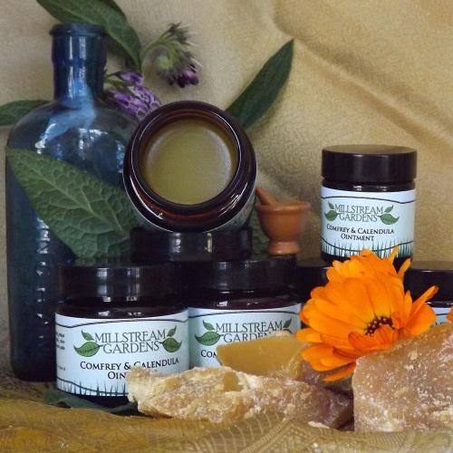 Comfrey & Calendula Ointment