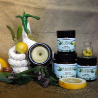 Hand Salve: Lemon