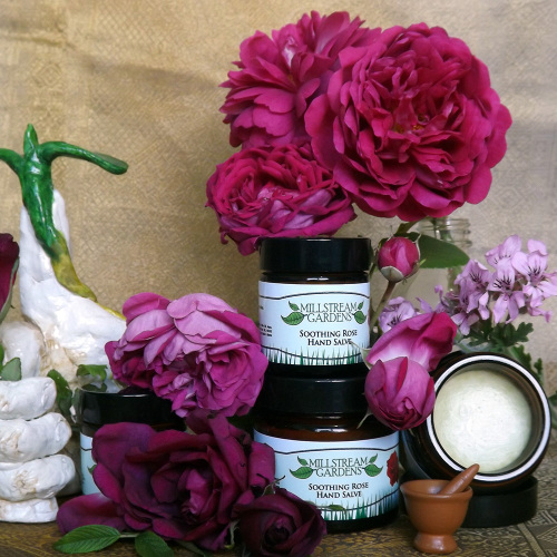 Hand Salve: Soothing Rose