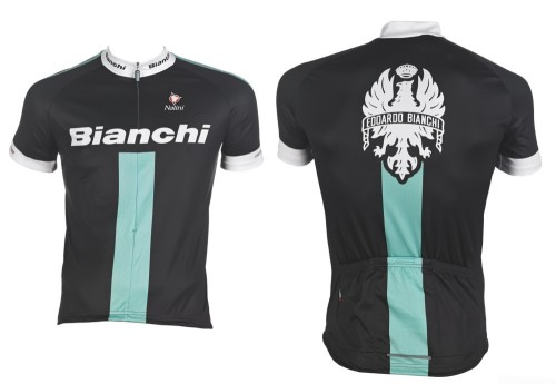 Bianchi Reparto Corse Short Sleeve Jersey