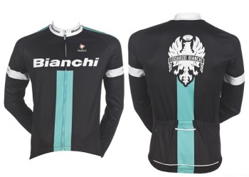 Bianchi Reparto Corse Winter Long Sleeve Jersey