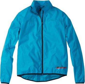 Madison Flux Super Light Mens Shell Jacket Hawaiian Blue