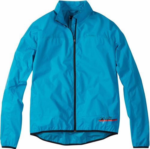 Madison Flux Super Light Shell Jacket Hawaiian Blue