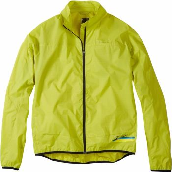 Madison Flux Super Light Mens Shell Jacket Limeaid