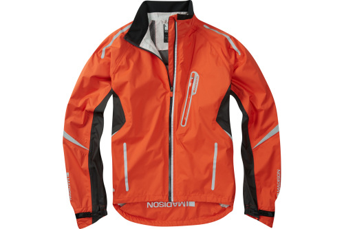 Madison Stellar Waterproof Jacket Chilli Red