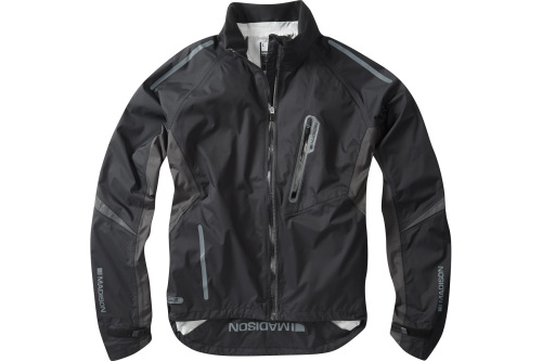 Madison Stellar Waterproof Jacket Black