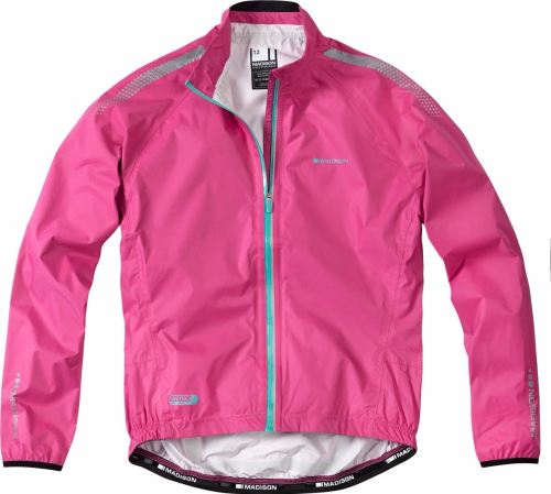 Madison Oslo Womens Jacket Very Berry