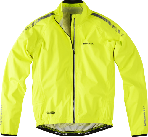 Madison Oslo Womens Jacket Hi-viz Yellow
