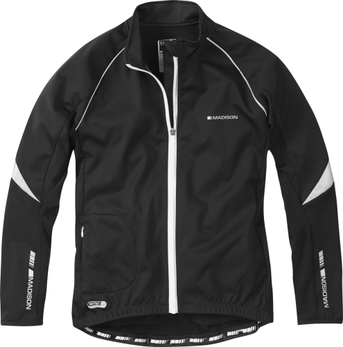 Madison Sportive Womens Softshell Jacket Black