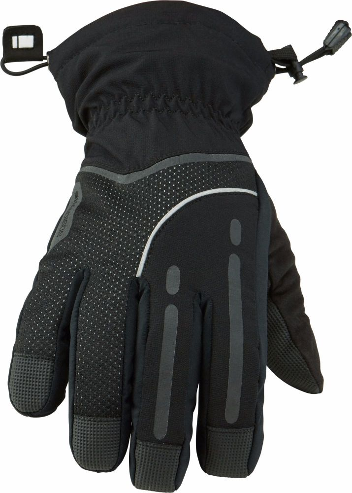 Madison Stellar Mens Waterproof Gloves Black