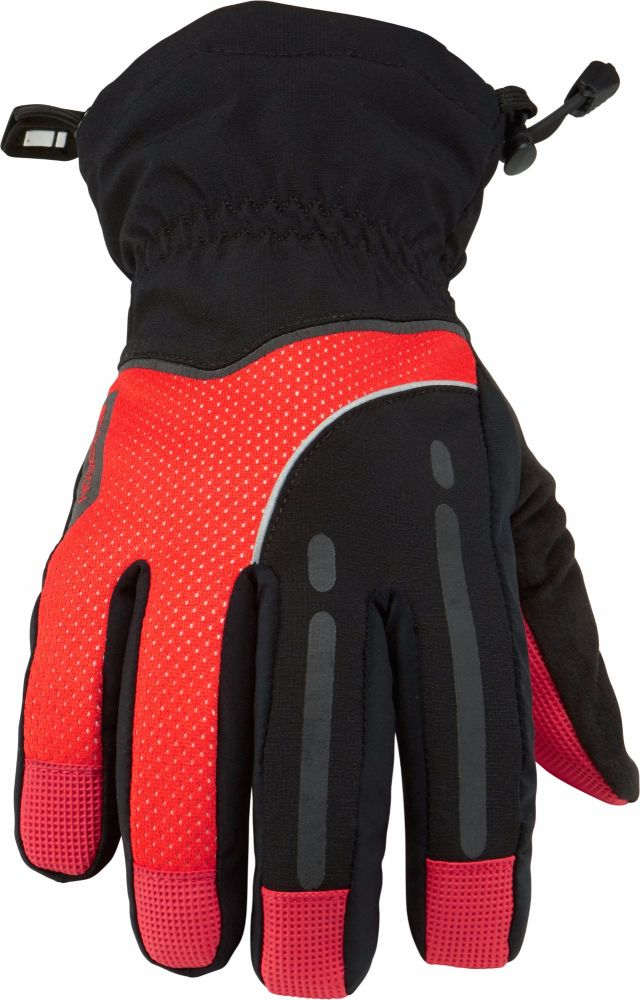 Madison Stellar Mens Waterproof Gloves Chilli Red