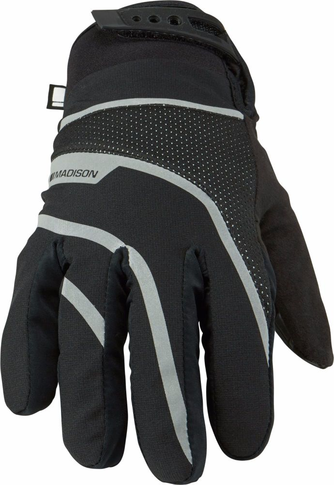 Madison Avalanche Mens Waterproof Gloves Black