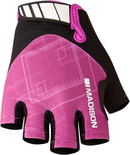 Madison Sportive Womens Mitts Very Berry
