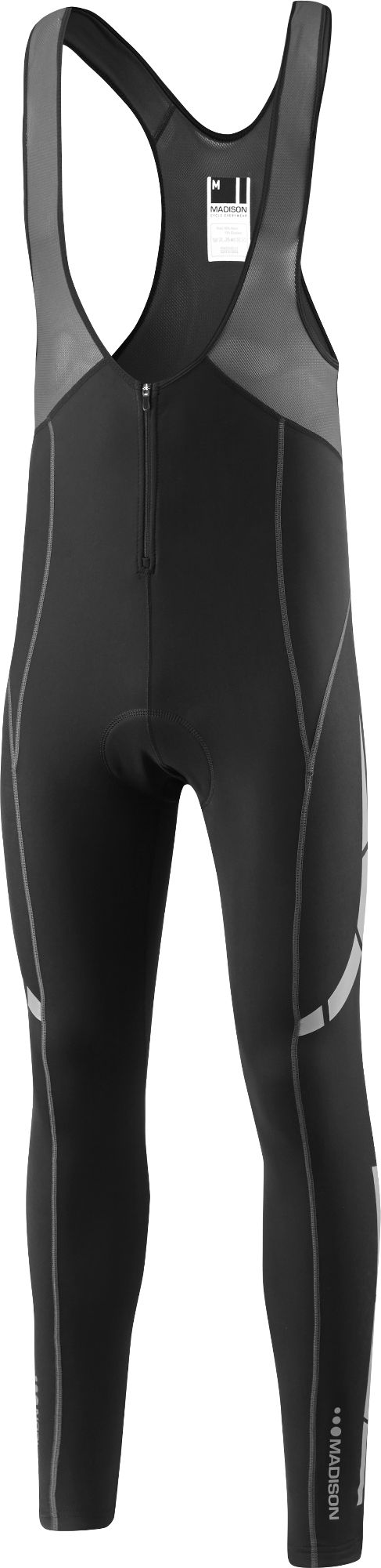 Madison Stellar Mens Bib Tights with Pad