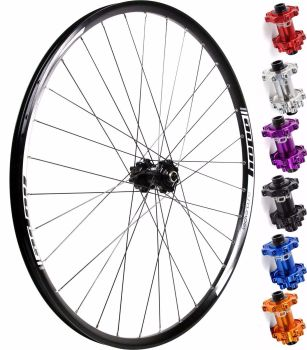 Hope Tech Enduro Pro 4 27.5 Front Wheel Boost 110