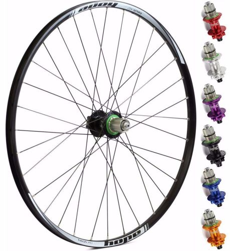 Hope Tech XC Pro 4 27.5 Rear Wheel Standard