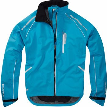 Madison Prime Mens Waterproof Jacket Atomic Blue