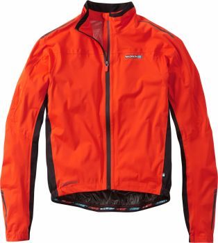 Madison RoadRace Premio Mens Waterproof Jacket Chilli Red
