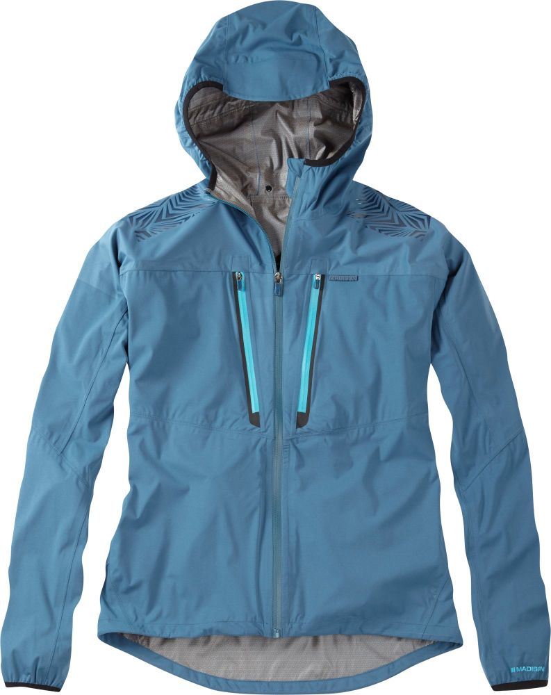 Madison Flux Super Light Waterproof Softshell Jacket Atlantic Blue