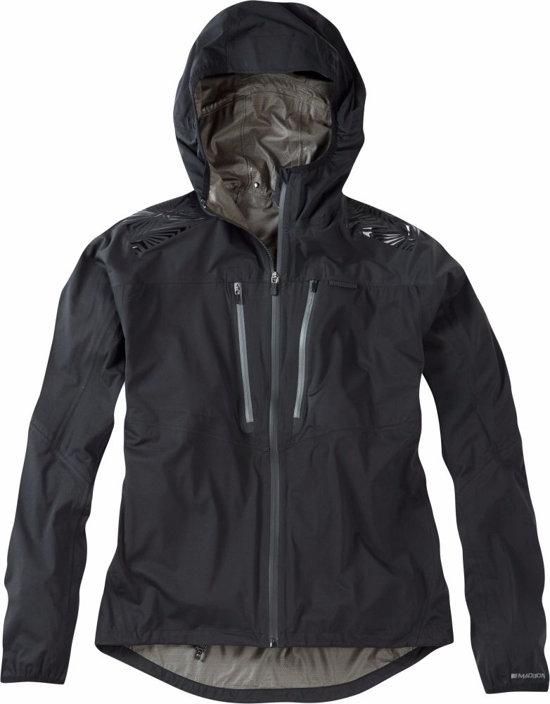 Madison Flux Super Light Waterproof Softshell Jacket Black