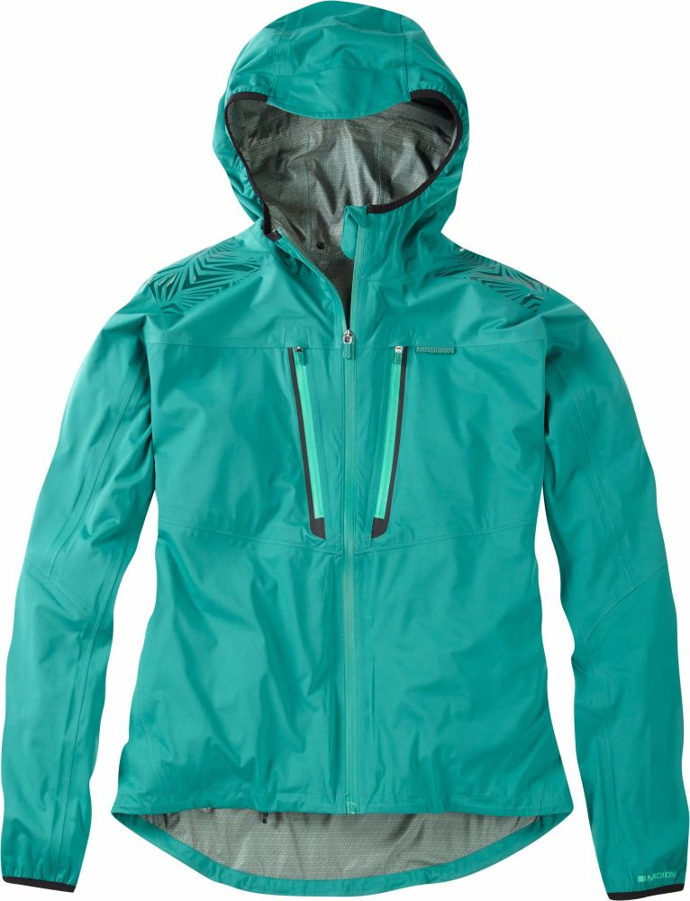 Madison Flux Super Light Waterproof Softshell Jacket Oak Green