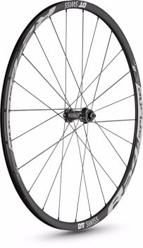 DT Swiss R24 Spline Disc Brake Front Wheel Clincher 700c