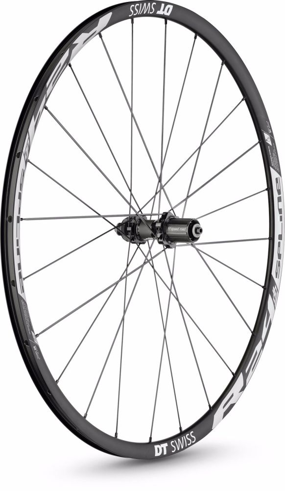 DT Swiss R24 Spline Disc Brake Rear Wheel Clincher 700c