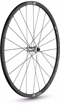 DT Swiss R23 Spline Disc Brake Front Wheel Clincher 700c