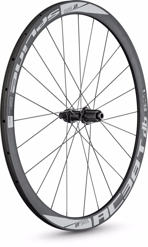 DT Swiss RC38 Spline Disc Brake Rear Wheel Tubular 700c
