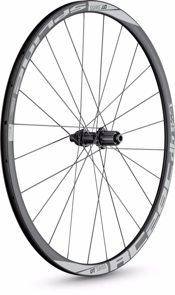 DT Swiss RC28 Spline Carbon Disc Brake Rear Wheel Clincher 700c