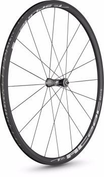 DT Swiss RC28 Spline Carbon Front Wheel Clincher 700c
