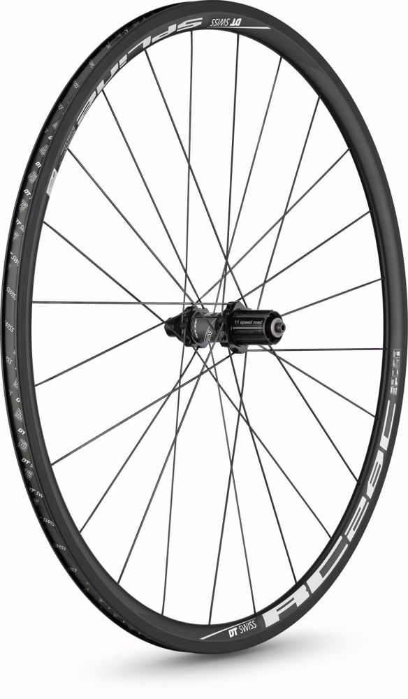 DT Swiss RC28 Spline Carbon Rear Wheel Clincher 700c