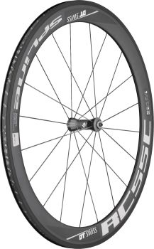 DT Swiss RC55 Spline Carbon Front Wheel Clincher 700c