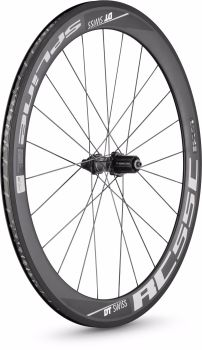 DT Swiss RC55 Spline Carbon Rear Wheel Clincher 700c