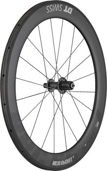 DT Swiss RRC65 DICUT Carbon Rear Wheel Tubular 700c