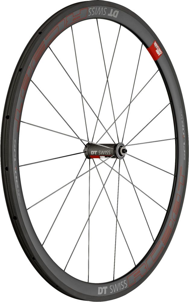 DT Swiss Mon Chasseral Carbon Front Wheel Tubular 700c