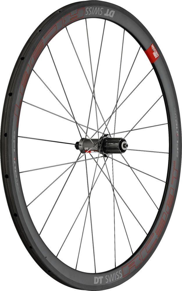 DT Swiss Mon Chasseral Carbon Rear Wheel Tubular 700c